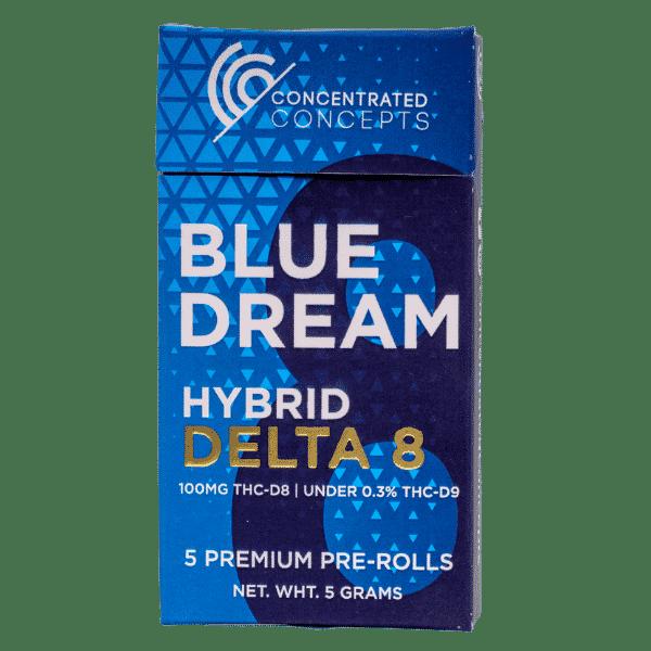 Blue dream D8 joints