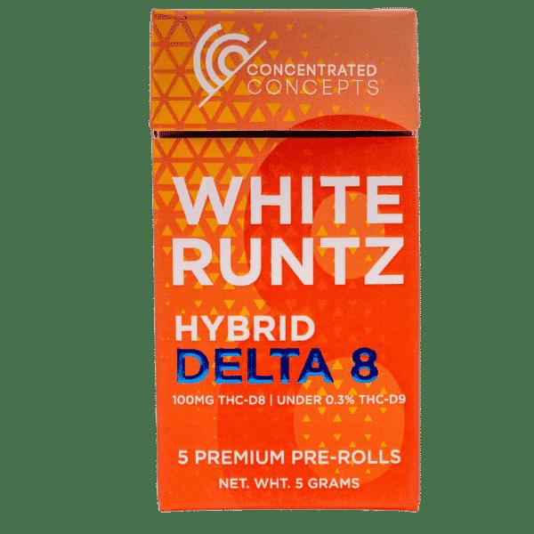 white runtz delta 8 thc