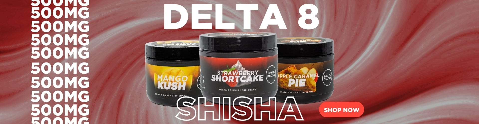 Delta 8 Shisha