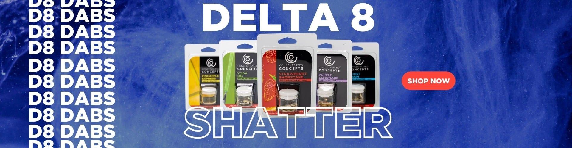 Delta 8 shatter